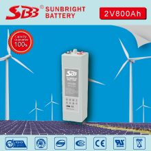 SBB BATTERY OPzV 2V800AH GEL RECHARGEABLE BATTERY