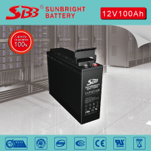 FT BATTERY 12V100AH FOR TELECOM INSTALLATION