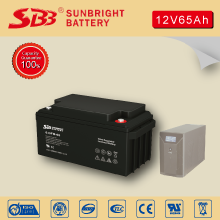 12V65AH UPS BATTERY LONG LIFE