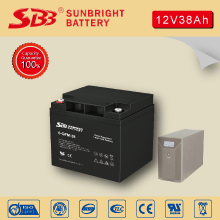 12V38AH SLA BATTERY FOR EPS SYSTEM