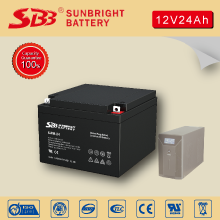 12V24AH INDUSTRIAL BATTERY FOR SOLAR POWER