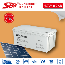 HIGH QUALITY SOLAR POWER DEEP CYCLE BATTERY 12V180AH