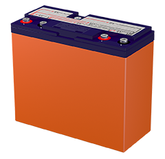 Multi voltage battery