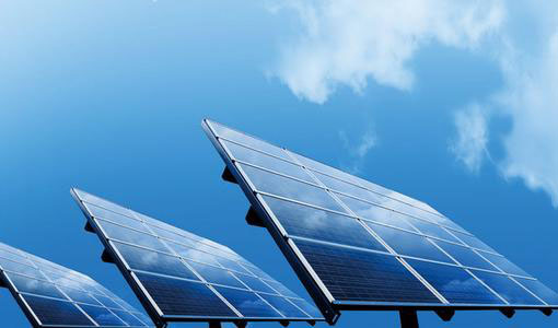 High-Efficiency Triple-Layer Amorphous Solar Cell for Space Applications